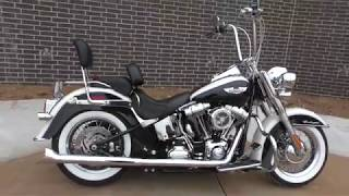 5. 032182   2013 Harley Davidson Softail Deluxe   FLSTN - Used motorcycles for sale