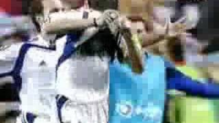 EM 2004: Die Highlights des Finalspiels