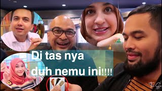 Video Bongkar tas wisnu,mecca,shahrul dan david kok nemu ini? MP3, 3GP, MP4, WEBM, AVI, FLV April 2019