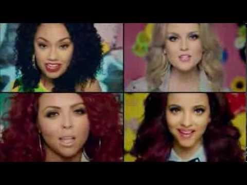Little Mix - A Different Beat official music video