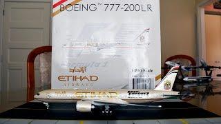 Nonton Eagle 1:200 Etihad 777-200LR