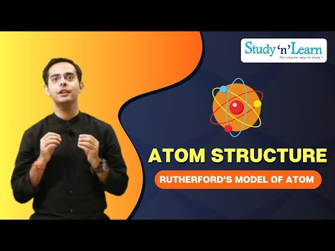 Rutherford's Model of an Atom(US accent)