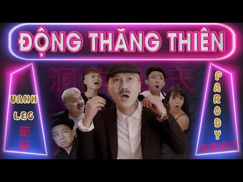 Động Thăng Thiên - ( Quỳnh Búp Bê Parody ) - LEG - Thời lượng: 8:59.