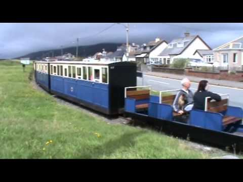 Barmouth to Fairbourne Round | wales  Walks