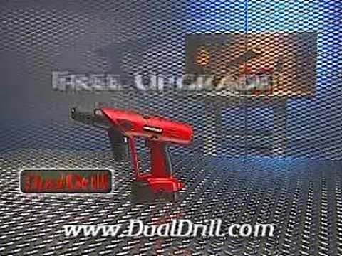 Dual Drill From Mansfield Power Tools Www Dualdrill Com