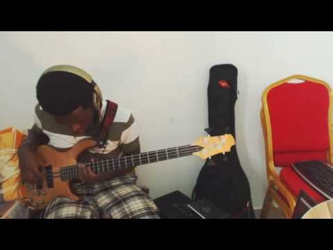 Mourning To Dancing - Ron Kenoly (Bass Cover)