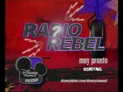 """Radio Rebel - Nueva Pelicula Disney Channel - Estreno """"Muy Pronto"""" - Promo #1."""