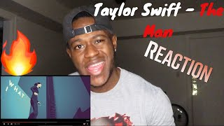 Video Taylor Swift - The Man (Lyric Video) REACTION!!! download in MP3, 3GP, MP4, WEBM, AVI, FLV January 2017