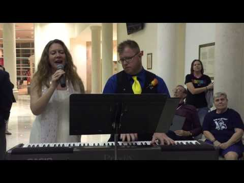 Gay Marriage Palm Beach County, Music 1/6/15