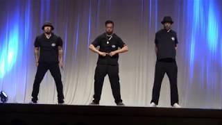 HOOD CREW (Gucchon, Kei, Maccho) – DANCE QUEST vol.3 (2018) Guest Showcase