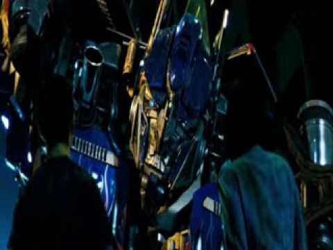 transformers - gli autobot si presentano a sam