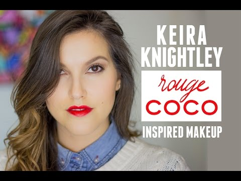 I LOVE COCO - KEIRA KNIGHTLEY MAKEUP - MissNessyBee