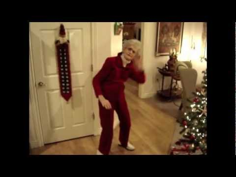 My 90-year-old Grandma Dances to LMFAO – Party Rock Anthem (ORIGINAL)