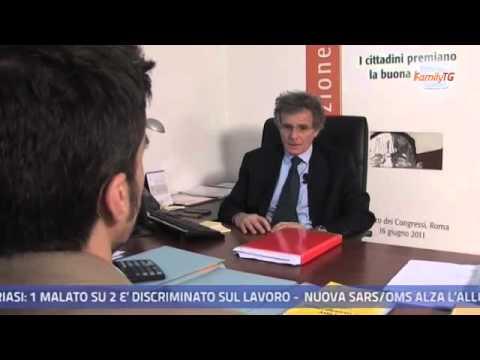 Family Tg 13/05/2013 – Intervista al Dott. Claudio Luci, Direttore Generale FederAnziani