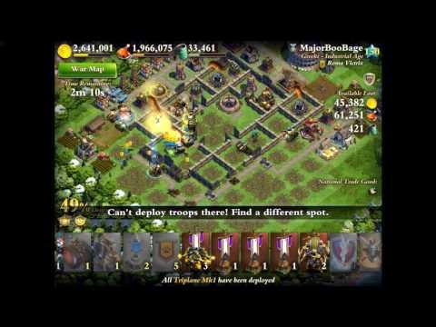 War 1of2 2.1.17  Roma Victrix