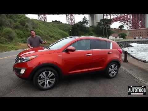 Redesigned! – 2011 Kia Sportage Review
