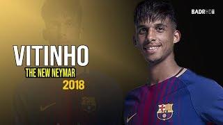 Video Vitinho ● The New Neymar ● Crazy Skills & Goals MP3, 3GP, MP4, WEBM, AVI, FLV Maret 2018