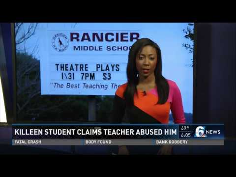 Killeen ISD student claims teacher hit him