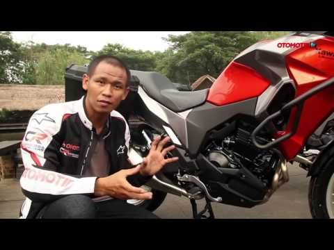 First Impression Kawasaki Versys X 250 YouTube