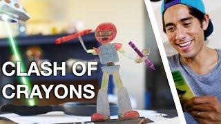 Clash of Crayons