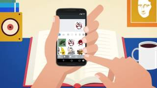 Kika Keyboard - Emoji, GIFs Vídeo YouTube