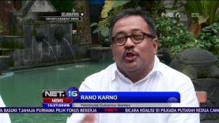 Saling Klaim Kemenangan di Pilkada Banten - NET16