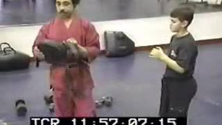 Karate & Kung Fu: DANNY, THE STRONGEST MARTIAL ARTS KID. (A Kioko Shin Kai Competitor)
