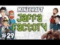 Jaffa Factory 29 - Nerd Poles