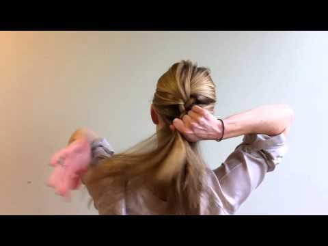 french braid - Learn more at www.totalbeauty.com/community Learn how to French braid your own hair by following this easy hairstyle tutorial. Get more at: http://www.totalb...
