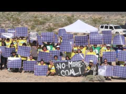 Solar Instead of Coal for Southern Nevada's Moapa Band of Paiutes