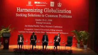 Harmonizing Globalization - Seeking Solutions To Common Problems: Day One - Pt 2