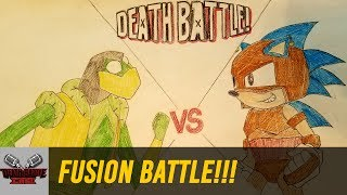 """Make your next move with Squarespace! Get 10% off by heading to http://www.Squarespace.com/DEATHBATTLE and using the promo code """"DEATHBATTLE""""The crew admires your fanart of Kermit fusing with Scorpion and Sonic fusing with the Juggernaut and Metal Sonic is coming to DEATH BATTLE!Click to Subscribe: http://bit.ly/SubtoScrewAttackOFFICIAL DEATH BATTLE SUGGESTION FORM: http://bit.ly/2fM8Z8l►Watch our stuff early: http://bit.ly/2m9WLsZ►Our store: http://bit.ly/NewScrewAttackStore►Look how social we are:ScrewAttack on FACEBOOK: http://bit.ly/ScrewAttackFacebook ScrewAttack on TWITTER: http://bit.ly/ScrewAttackTwitter►Follow the crew on Twitter:Chad - https://twitter.com/ScrewAttackChadSean - https://twitter.com/SeanHinzBen - https://twitter.com/BenBSingerNick - https://twitter.com/THENervousNickSam - https://twitter.com/ScrewAttackSamAustin - https://twitter.com/PotatoHoundJohn - https://twitter.com/JohnFMfilmsTorrian - https://twitter.com/AnimatedTorriiGerardo - https://twitter.com/HybridRainJessica - https://twitter.com/JLDtweets► Watch our other showsWatch DBX - http://bit.ly/DBXPlaylistWatch DEATH BATTLE! - http://bit.ly/DEATHBATTLEPlaylistWatch Top 10's - http://bit.ly/SATop10PlaylistWatch The Desk of DEATH BATTLE - http://bit.ly/DeskofDBPlaylist"""