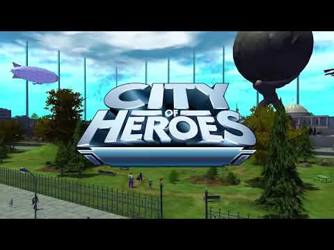 City of Heroes Remains