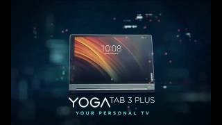 Lenovo Yoga Tab 3 Plus Product Video