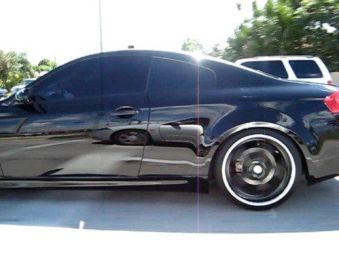 Infiniti G35 Blacked Out Automotive News
