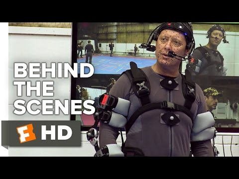 Avengers: Age of Ultron Behind the Scenes - James Spader As Ultron (2015) - Superhero Movie HD