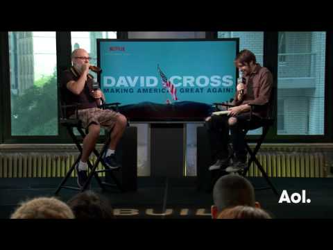 "David Cross On His New Netflix Series, ""Making America Great Again""| BUILD Series"