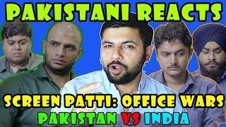 Video Pakistani Reacts to TVF Screen Patti: East India Consultancy | Pakistan vs India MP3, 3GP, MP4, WEBM, AVI, FLV Maret 2018