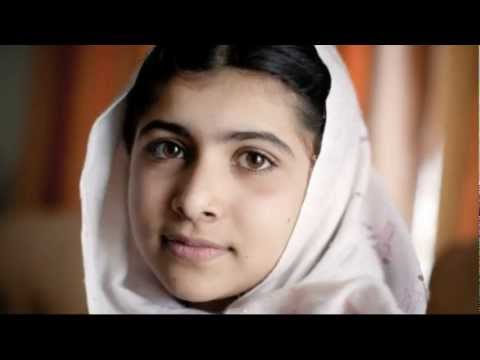 Malala Wants Education For All