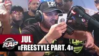 [INÉDIT] Jul freestyle Part. 4 #PlanèteRap