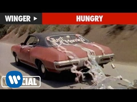Winger  - Hungry (Official Music Video)
