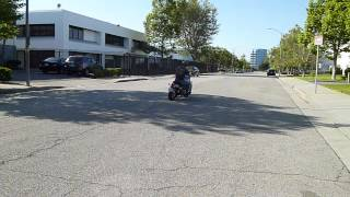 4. 2006 Suzuki S40 Boulevard