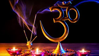 OM Chanting @528Hz + Tibetan Flute Music || 11 Mins of Mantra Meditation
