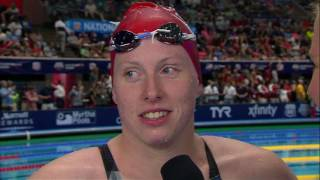 Women's 100m Breast A Final  2017 Phillips 66 National Championships