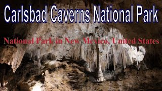 Carlsbad (NM) United States  City new picture : Visit Carlsbad Caverns National Park, National Park in New Mexico, United States
