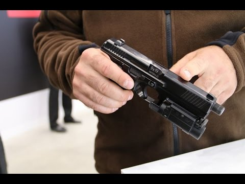 PL-15 Kalashnikov review interview ПЛ-15 Калашников 9mm 9x19 semi automatic pistol Russia industry