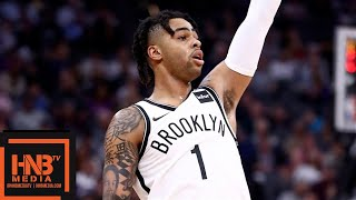 Brooklyn Nets vs Sacramento Kings Full Game Highlights | March 19, 2018-19 NBA Season