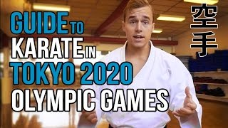 The Olympic Karate Guide 2020