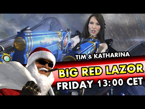 dragon - Join Katharina and Tim as they dive into Bayonetta 2, Double Dragon Neon and Diablo 3: Ultimate Evil Edition. The Big Red Lazor live show starts every Friday at 13:00 CET! ▻ Follow us on...