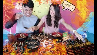 Video MUKBANG BAKAR-BAKARAN! MP3, 3GP, MP4, WEBM, AVI, FLV September 2017